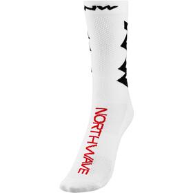 Northwave Extreme Air Fietssokken, wit/zwart